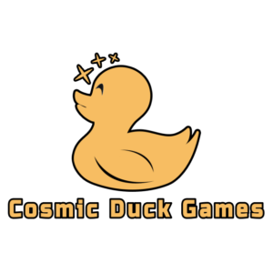 Comic Duck Games Logo