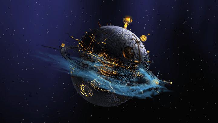 Hyxon Planet
