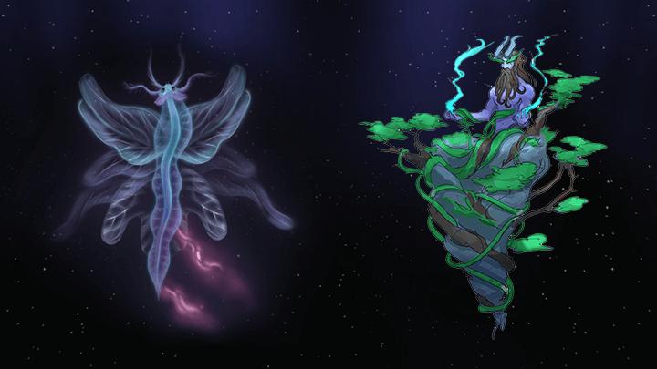 Telossians vs Celestials
